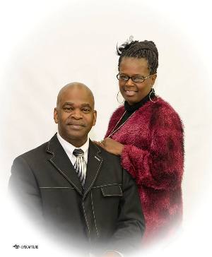 Pastor Louis Jackson and First Lady Rosie Jackson